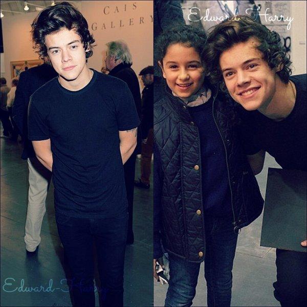 27.02 - Harry et Niall ont été vue le soir à Londres.
