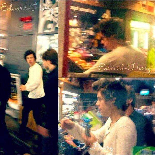 05.03 - Niall arrive à Dublin plu tard Harry arrive aussi.