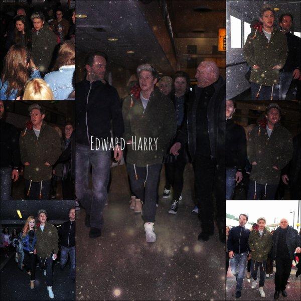 Dans le mois de mars Harry à été vue à Los Angeles.