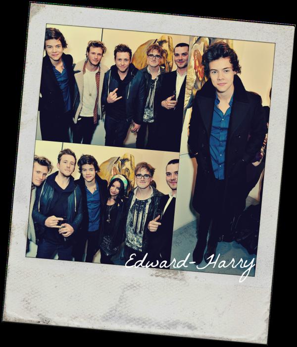 03.04 - Harry à été vue à la Gallery Pop-Up Opening Party + Il à été vue en partant d'une boite.