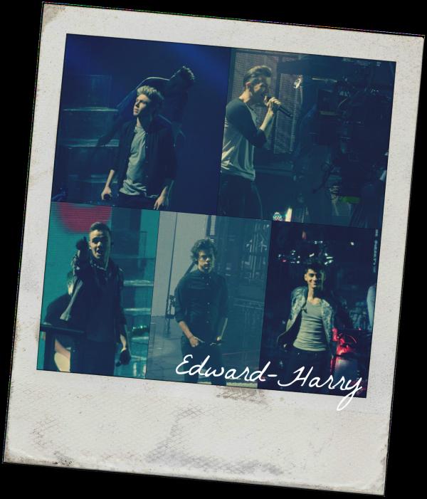 06.04 - Les One Direction faisant un concert à Londres.