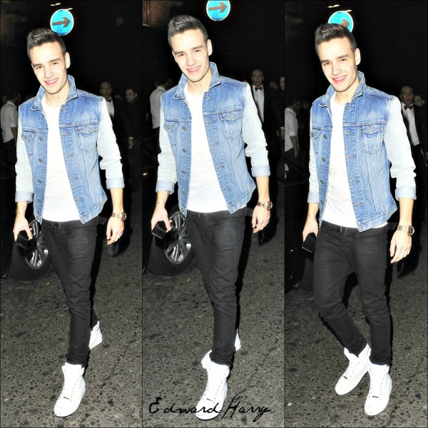 22.04 - Liam à été vue en sortant du The Rose Club à Londres.