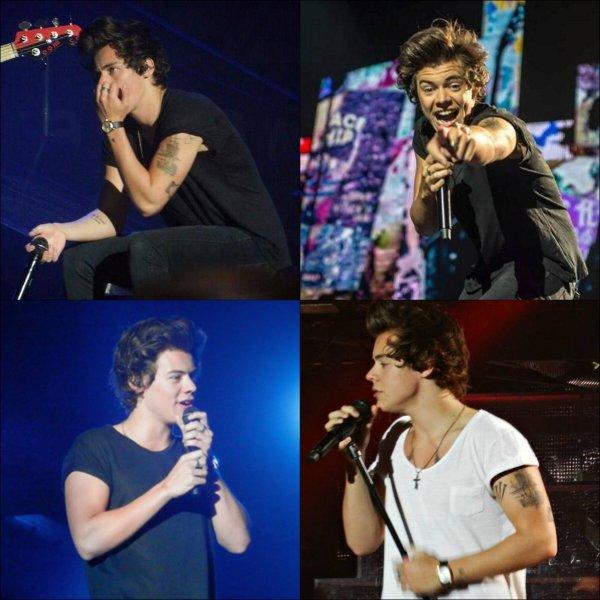 26.05 - Les One Direction faisant leurs concert à Lisbonne au Portugal.