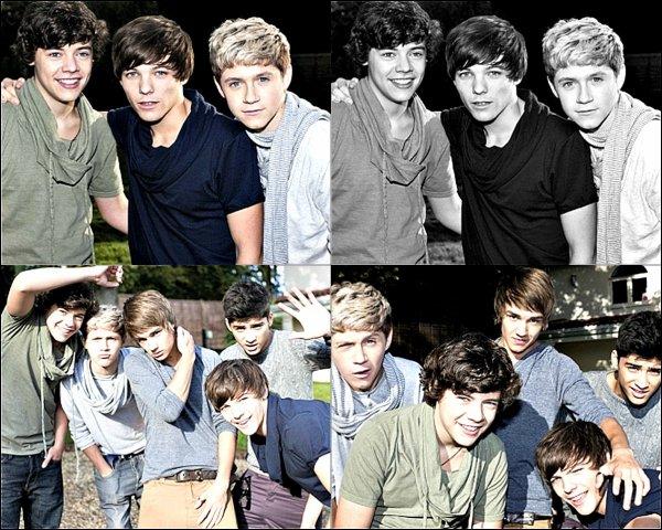 Flash-back : Voici des photoshoots pour le magazine X Factor en 2010.