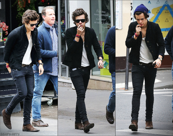 Flash-Back : 28 au 29.05 - Les One Direction à Paris.