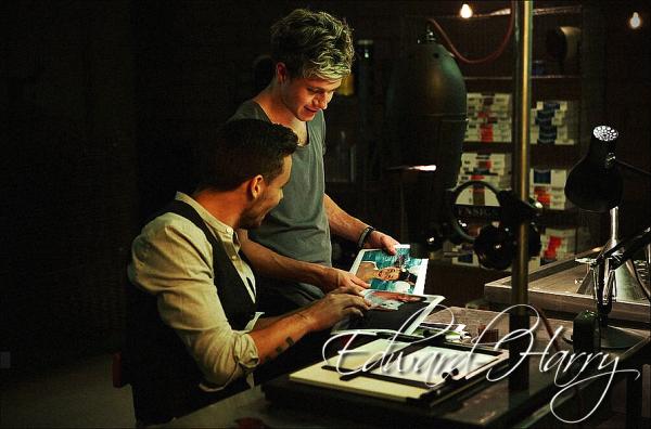 Voici des images de Harry, Liam et Niall pour Story Of My Life ! #SOML + Teaser !
