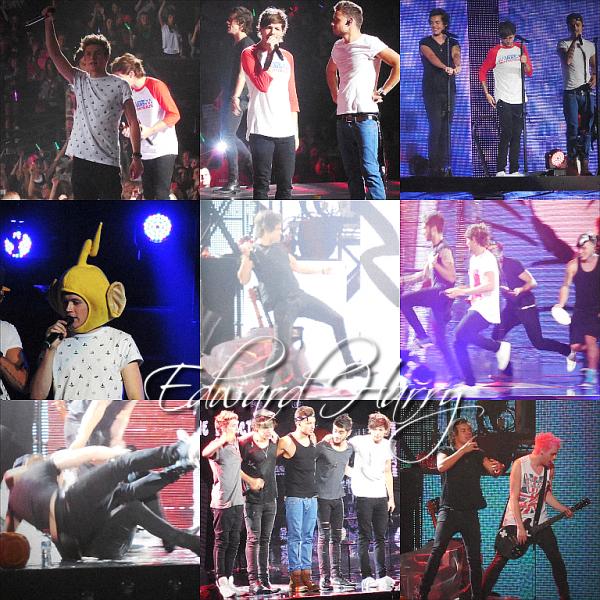Voici les photos des concerts du 28.29 et 30.10 à Melbourne en Australie.