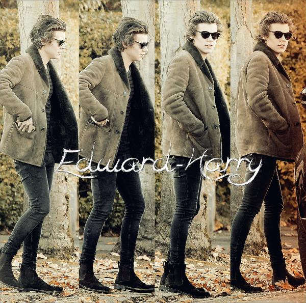 17.11 - Harry à été vue à Londres.