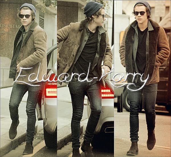 27.11 - Harry à été vue à Londres.
