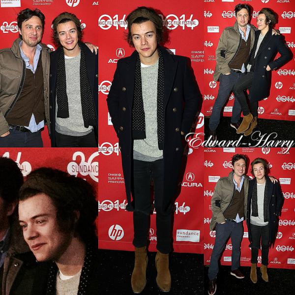 Des photos récente d'Harry avec des amis à la piscine de son hôtel à N.Y.