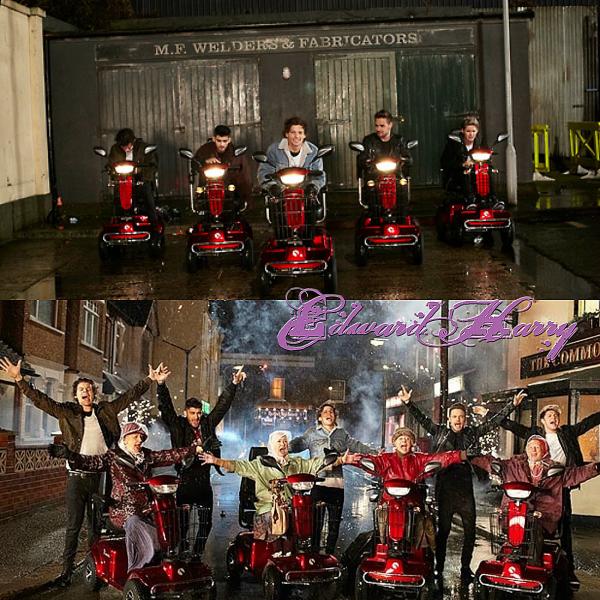 Voici le single Midnight Memories + découvrez des photos du clip qui sortira vendredi 31 à 17h ( heure en France )
