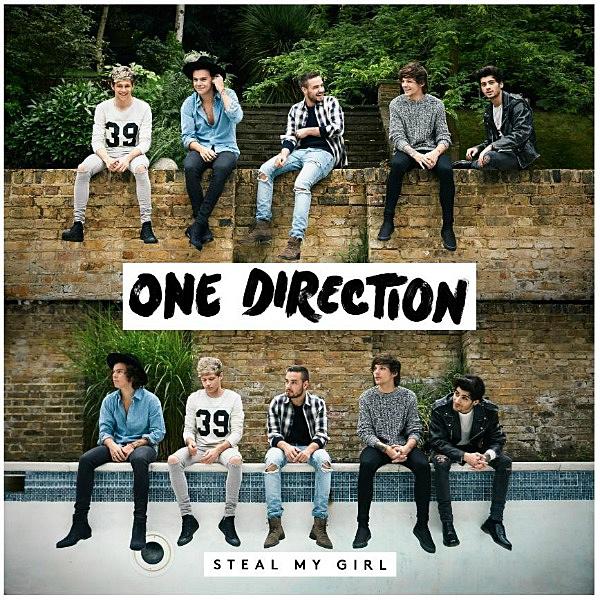 Découvrez la pochette du futur single Steal My Girl qui sera disponible le 29 septembre.