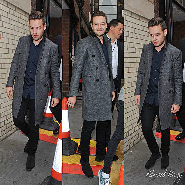 13.11 - Les Niall, Liam et Harry ont été vue pour une répétions à Londres.