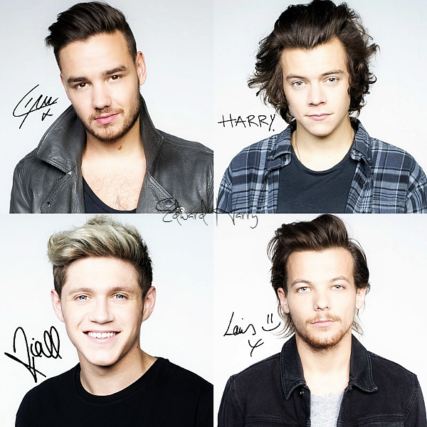 24.02 - les One Direction interprétant leurs huitième concert pour tournée le On The Road Again à Osaka au Japon.