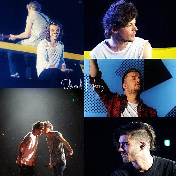Les One Direction ont gagné au BRITAwards, le meilleur clip de l'année.