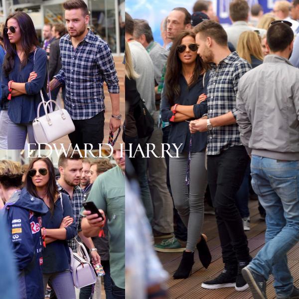 23.05 - Sophia et Liam ont été à l'événement Red Bull Energy, Monte-Carlo, à Monaco.