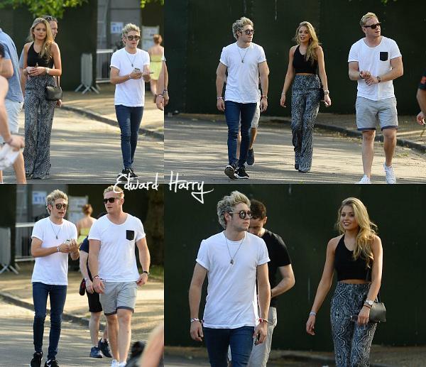 04.07 - Harry à été à une fête nationale aux USA, à Malibu.