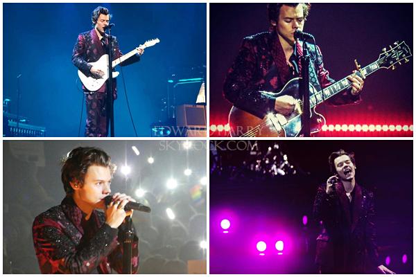 18.03 - Niall en concert au O2 Académie de sa tournée 'Flicker ' à Brixton - Angleterre :