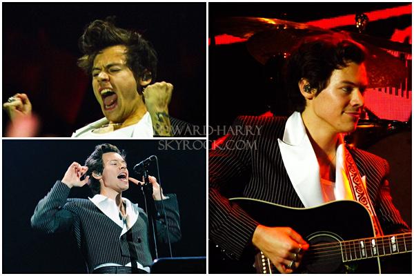 31.03 - Harry en concert au WiZink Center de sa tournée 'Live On Tour' à Madrid - Espagne :
