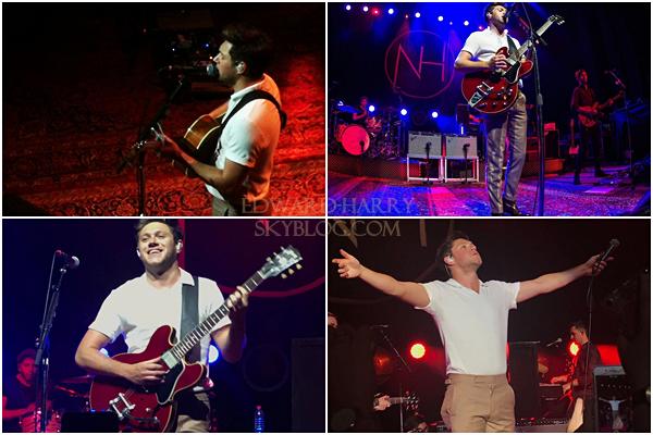 16.04 - Harry en concert au 3Arena de sa tournée 'Live On Tour' à Dublin - Irlande :