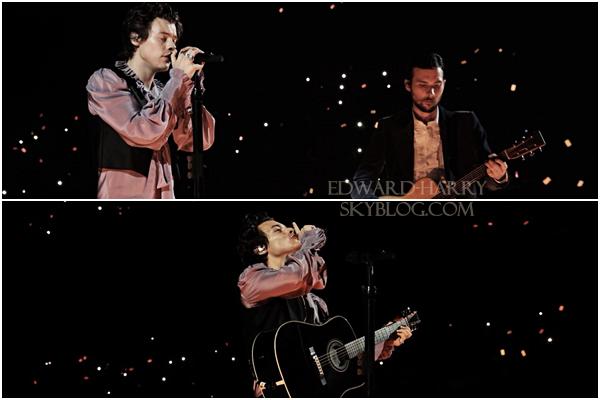 24.04 - Harry en concert au Hisense Arena de sa tournée 'Live On Tour' à Melbourne - Australie :