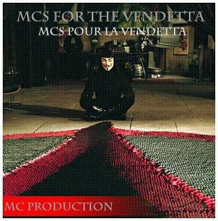 mcs pour la vendetta exclu / Hip Hop Apocalypse  JAM by JV (2011)