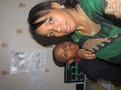 Moi et Mon Shisiney!!!