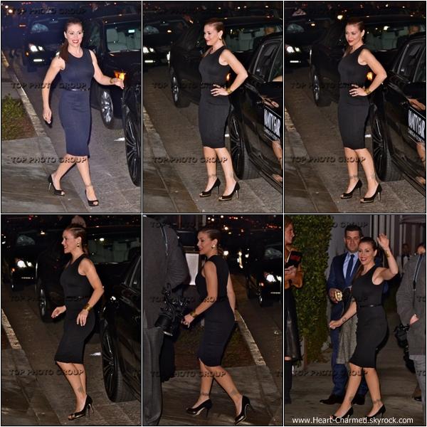 -     21/02/2013 : Alyssa à la soirée Vanity Fair qui se déroulait à Hollywood.  -