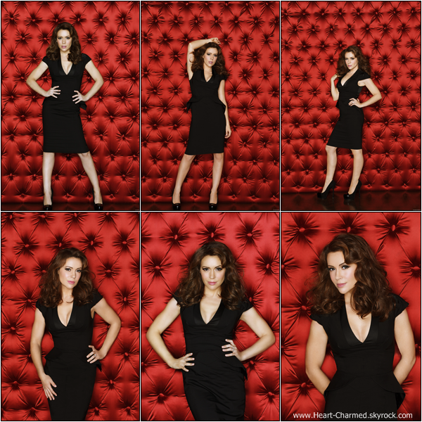 -    Mistresses : Découvrez de nouvelles photos promotionnelles d'Alyssa pour la saison 1 de sa nouvelle série Mistresses.  -