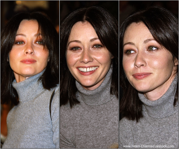 -    14/11/2001 : Shannen à la première du film Harry Potter à l'école des sorciers à Los Angeles.  -