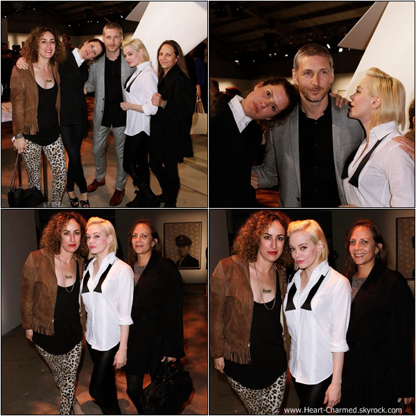 -    21/03/2013 : Rose se promenant dans les rues de Studio City.  -