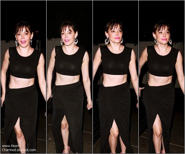 -    30/07/2013 : Rose s'arrêtant chez un fleuriste à Los Angeles.  -