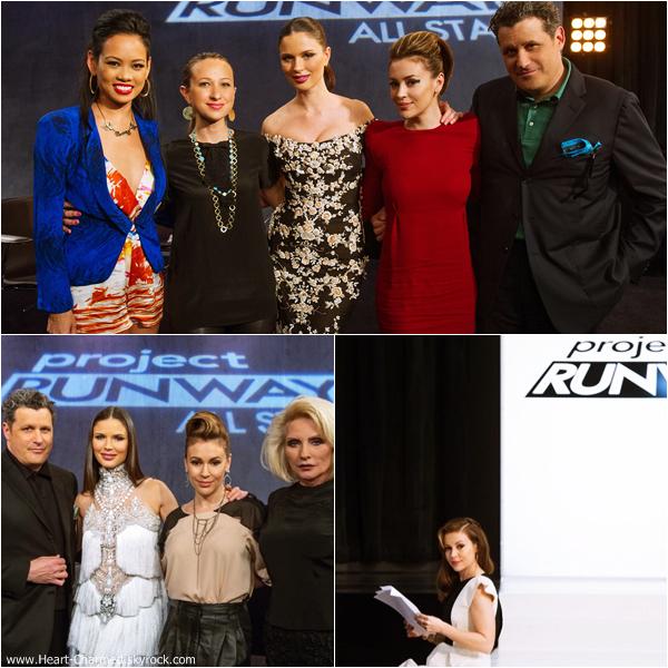 -    Project Runway All Stars : Découvrezde nouvelles photos promotionnelles de Project Runway All Stars, la prochaine émission avec Alyssa.  -