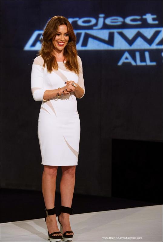 -    Project Runway All Stars : Découvrez un nouveau still de l'épisode 6 de Project Runway All Stars la nouvelle émission avec Alyssa.  -