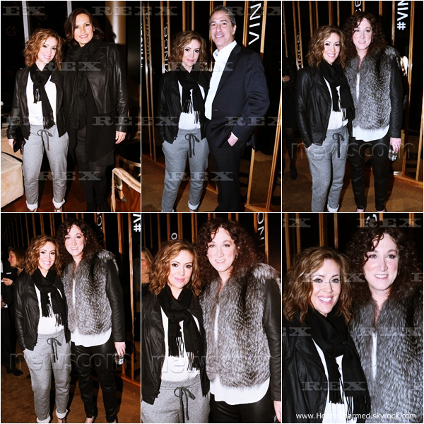 -    06/02/2014 : Alyssa assistant à la soirée Vince Ipo New York Fashion Week Party dans le cadre de la Fashion Week à New-York.  -