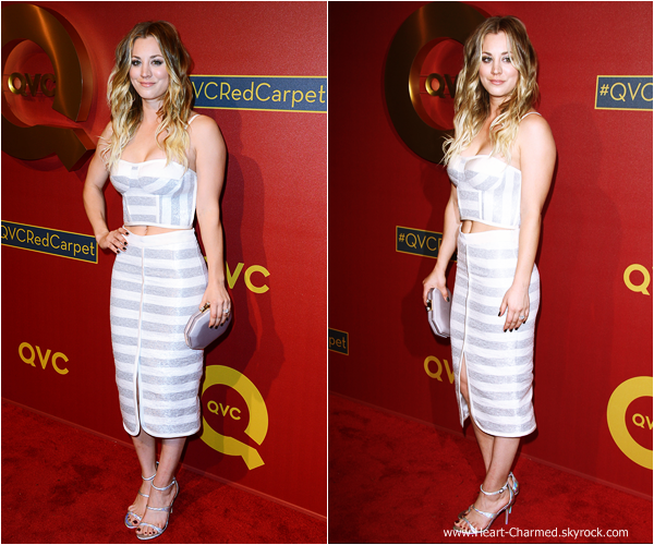 -    28/02/2014 : Kaley assistant au QVC Red Carpet Style Event à Beverly Hills.  -