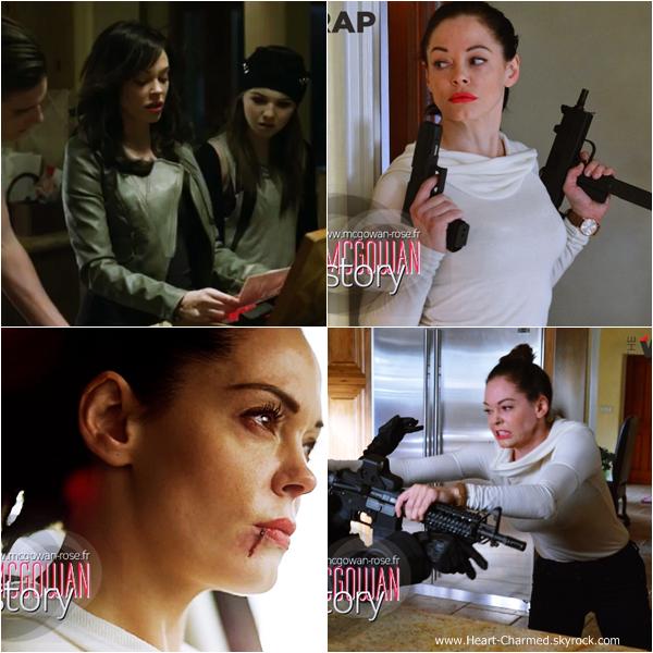 -    Chosen : Découvrez les premiers stills de Chosen, série dans laquelle Rose a obtenu un des rôles principaux pour la Saison 3.  -