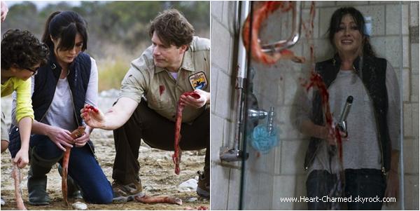 -    Blood Lake : Découvrez ci-dessous quelques stills du prochain film avec Shannen intitulé Blood Lake.  -
