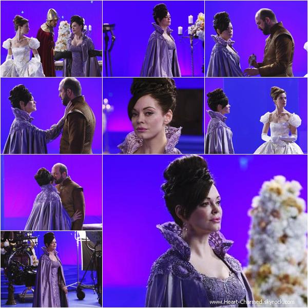 -    Once Upon a Time : Découvrez quelques stills de l'épisode 18 de la saison 3 de Once Upon a Time dans lequel on retrouve Rose.  -