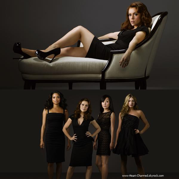 -    Mistresses : Découvrez quelques photos promotionnelles de la saison 2 de Mistresses la nouvelle série d'Alyssa.  -