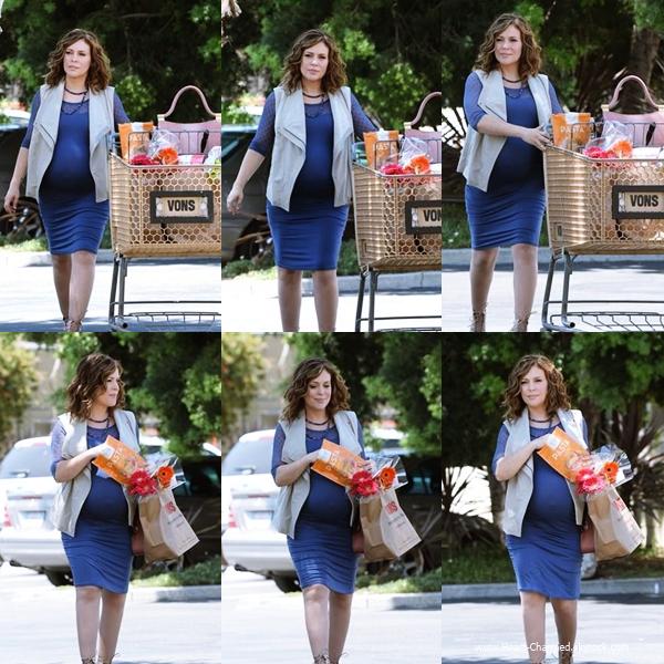 -    23/06/2014 : Alyssa dans les rues de Los Angeles.  -