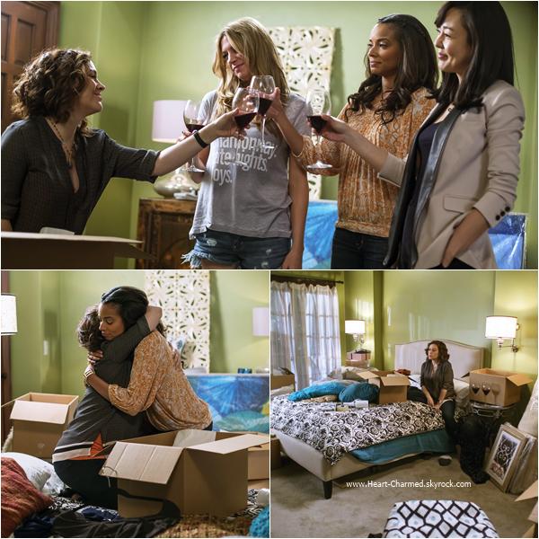 -    Mistresses : Découvrez ci-dessous les stills de l'épisode 2x08 de Mistresses, la nouvelle série avec Alyssa.  -
