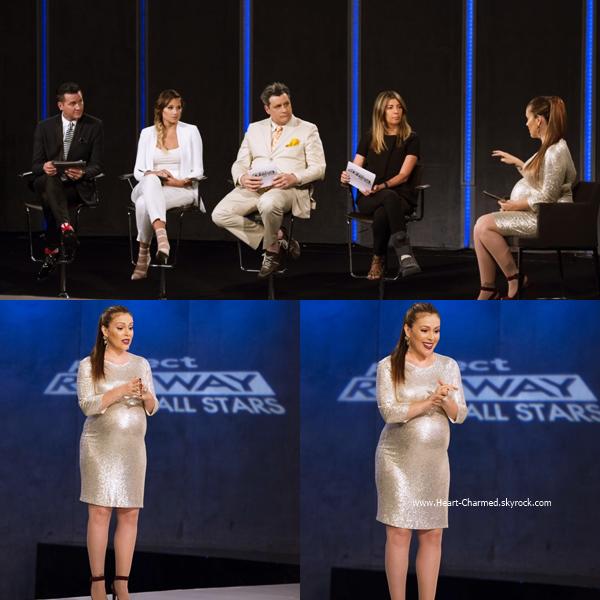 -    Project Runway All Stars : Découvrez ci-dessous les stills de l'épisode 4x04 de Project Runway All Stars dont Alyssa fait partie du jury.  -