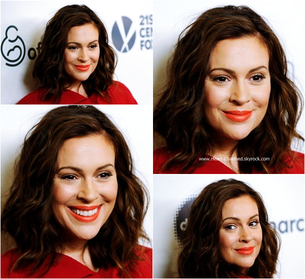 -    05/12/2014 : Alyssa assistant au March of Dimes Celebration of Babies: A Hollywood Luncheon  à Hollywood.  -