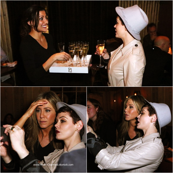 -    05/12/2014 : Rose assistant au Perrier-Jouet And Cinelou Films Host The CAKE Party For Jennifer Aniston à Los Angeles.  -