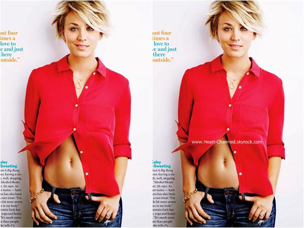 -    US Weekly Magazine : Découvrez Kaley dans le magazine US Weekly du 12 Janvier 2015.  -