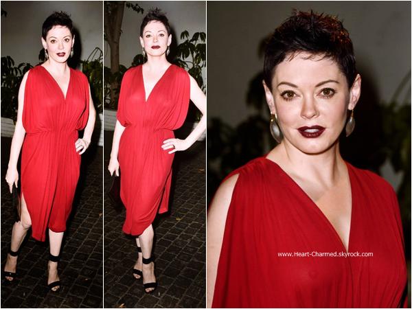 -    08/01/2015 : Rose assistant à la soirée W Magazine Celebrates The 'Best Performances' Portfolio à Los Angeles.  -