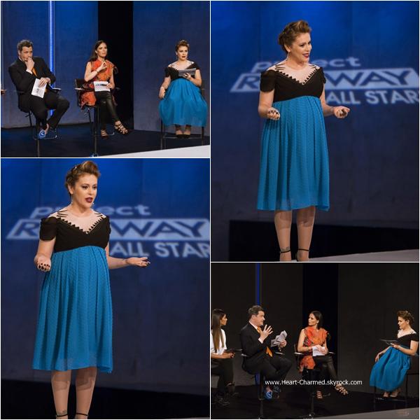 -    Project Runway All Stars : Découvrez ci-dessous les stills de l'épisode 4x09 de Project Runway All Stars dont Alyssa fait partie du jury.  -