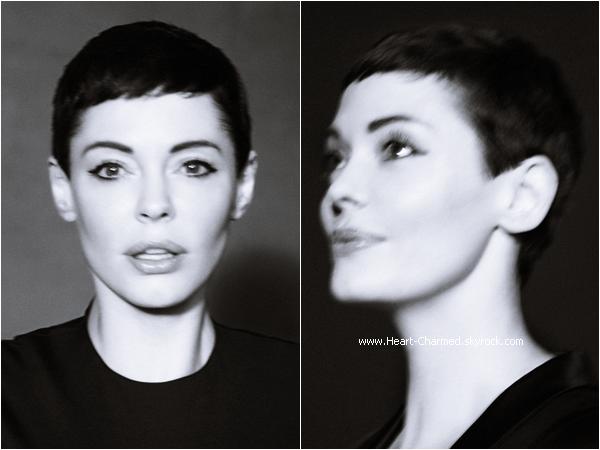 -    Numéro Magazine : Découvrez deux photos de Rose issues du photoshoot pour le magazine français Numéro réalisé par Sofia Sanchez & Mauro Mongiello.  -