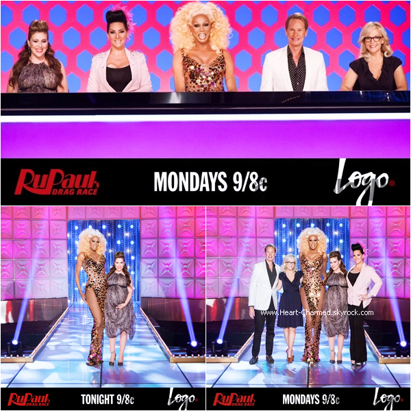 -    04/05/2015 : Alyssa participant à l'émission Ru Paul's Drag Race.  -